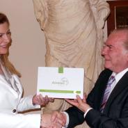 El Dr. Eduardo Krulig visita a la Dra. Virginia Benítez Roig en Marbella
